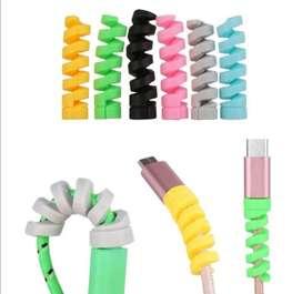 Protectores para cable USB