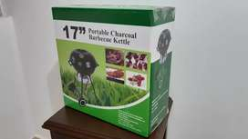 "VENDO BARBECUE PORTABLE 17"" Y CUCHILLO ELECTRICO"