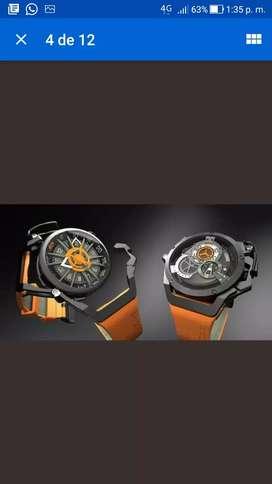 Único en Colombia Reloj MAZZUCATO      ENTREGA INMEDIATA