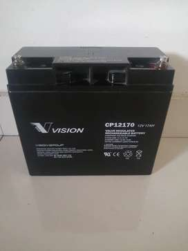 Bateria 17ah-12v tipo Agm