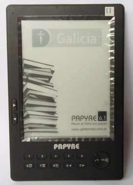 E Reader PAPYRE 6.1