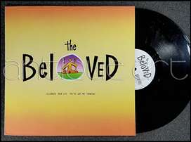 A64 Disco Vinilo 12 Lp The Beloved Celebrate Your Life Synt