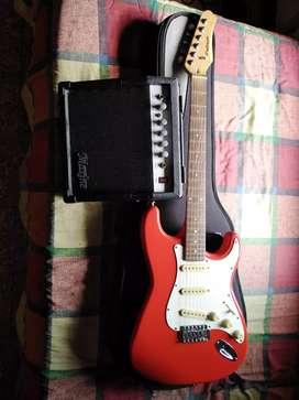 Vendo guitarra eléctrica