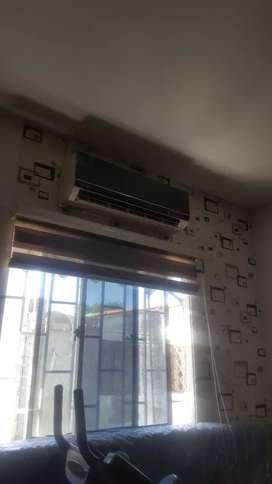 Carita de aire acondicionado