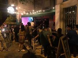 Venta de Bar en el parque Lleras