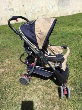 Carro de bebe impecable