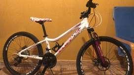 Bicicleta para Niña Rin 24
