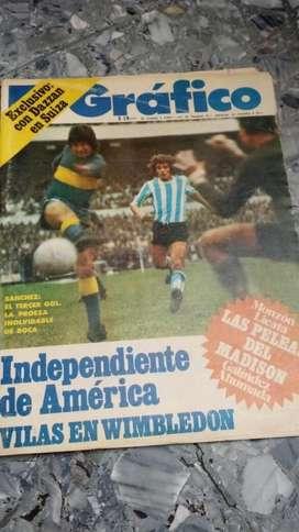 Revista El Gráfico, 1975 Nro 2908
