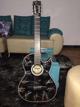 Guitarras acusticas personalizalas a tu gusto