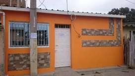 Se renta Hermosa Casa La Pradera 2 Manta