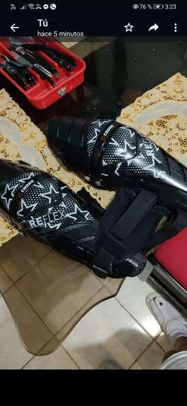 Protectores para rodilla y pierna