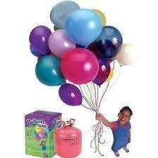 Tanque De Helio Ballon Time Grande Para Globos Bombas Fiesta