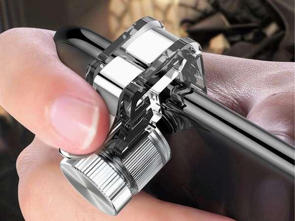 gatillo celular metalicos domicilio gratis 0