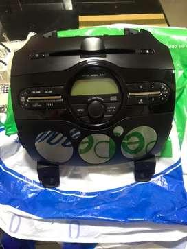 Vendo equipo de sonido mazda 2 - 2014