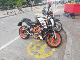 KTM 390 2015