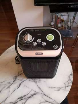 Calefactor Samurai Mini Excel eco safe