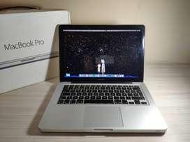 Se Vende Macbook pro, mid 2012, HDD sólido de 260gb y mecánico de 500gb, 8gb de ram