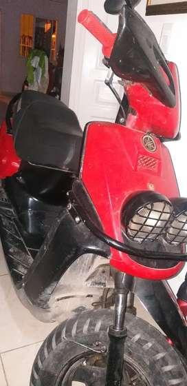 Remato moto BBW