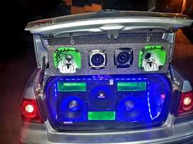 Remato audio car