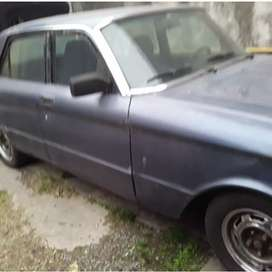 REMATO Ford Falcon Ghia 87 full gnc *A RESTAURAR* 2 MANO