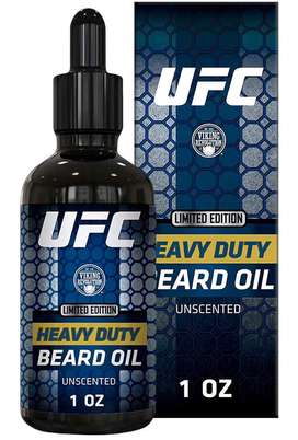 Aceite para barba 100% natural. UFC Original