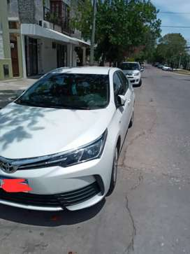 Corolla 2019 xli impecable 13900 kms en garantía oficial