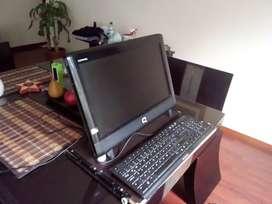 Vendo Computador All in One Compaq