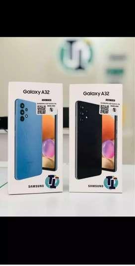 Samsung A32 128Gb sellados nuevos