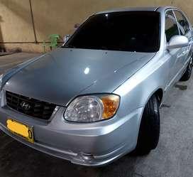Vendo Hyundai Accent Modelo 2003