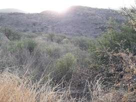 Lote en Valle del Sol-La Calera-Córdoba-Al pie de las Sierras-Excelente Vista-Doble Frente-Apto Subdivisión-Escritura