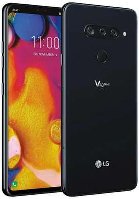 LG V40 64GB Negro version USA.