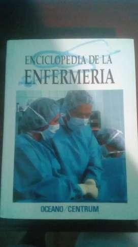 """""""Enciclopedia de la enfermeria vol 2 y 6"""" Oceano\ Centrum"""