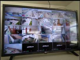 Instalación y venta de camaras de videovigilancia circuito CCTV