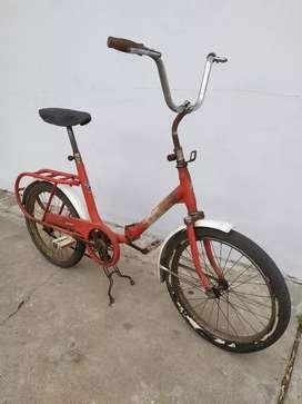 Bicicleta plegable Graciela