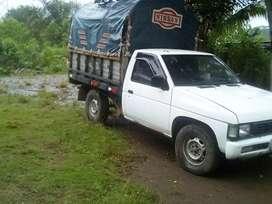 Camioneta Nissan k24 en venta