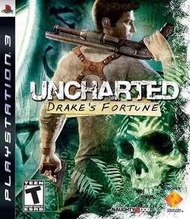 Juego PS3 Uncharted Uno.