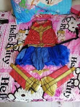 Disfraz Mujer MAravilla Importado
