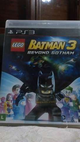 Juego FISICO Lego Batman 3 (beyond gotham) PS3
