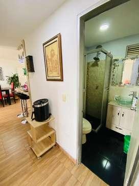 Vendo apartamento torres de ipacarai 1 recien remodelado, excelente ubicacion
