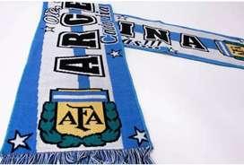 Bufanda seleccion argentina