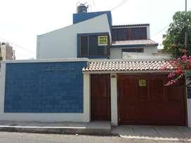 Venta hermosa casa en zona residencial céntrica en la ciudad de Tacna