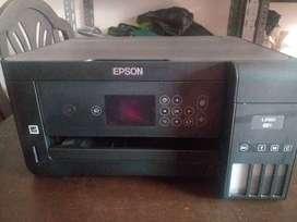 Epson L4160 mod 2019 a color panel digital