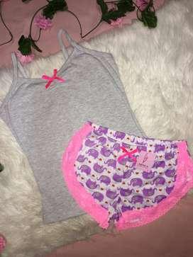 Pijamas al por mayor y al detal