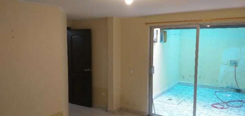 Departamento de una habitación un baño cocina y patio independiente 0