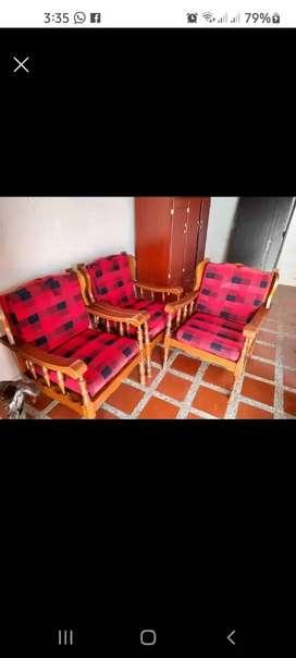 3 Muebles de sala