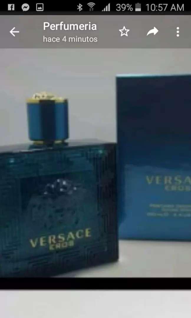 Perfumería versace 0