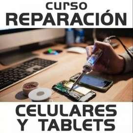 Video Curso Capacitate Reparador de celulares y tablets