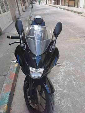 Gsx R 150 2020 en venta