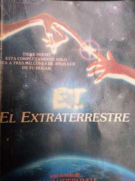 Libro ET EL EXTRATERRESTRE de Colección