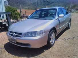 Honda Accord Tope de Gama Impecable!!!
